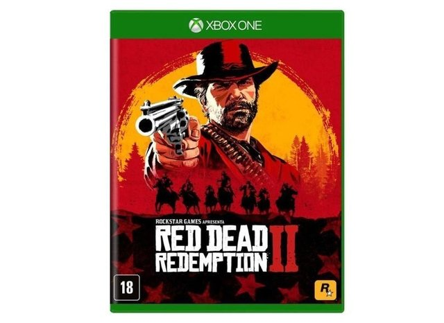 RED DEAD REDEMPTION 2-GAME ONE