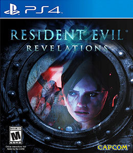 RESIDENT EVIL REVELATIONS- GAME PS4