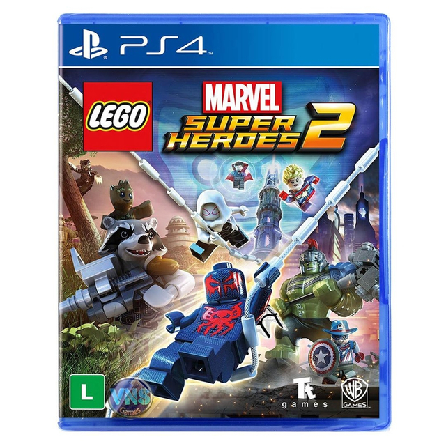 LEGO Marvel Super Heroes 2- GAME PS4