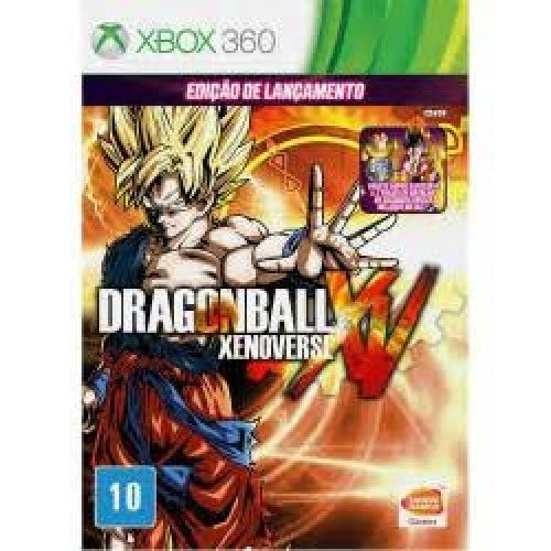 DRAGON BALL XENOVERSE - GAME X-BOX 360