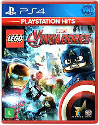 LEGO Marvel Vingadores- GAME PS4