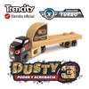 Camion transportador DUSTY (negro)