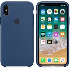 Imagen de Funda Silicone Case Apple iPhone X 10 Ten Local Olivos
