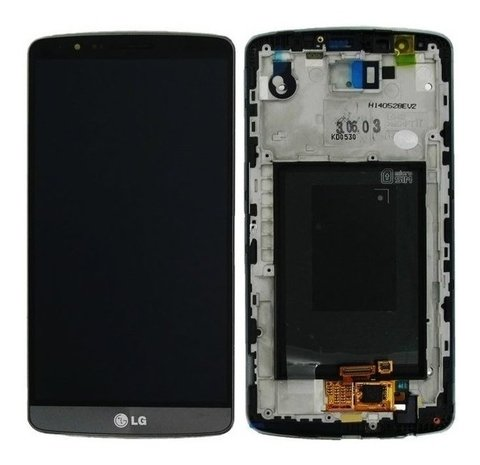 Modulo C/ Marco Lg Optimus G3 D850 855 Display Tactil