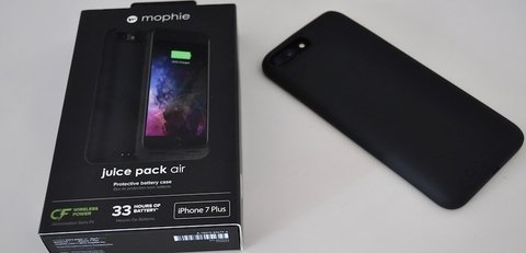 Mophie Juice Pack Air iPhone 7 Plus 2420mah Funda Bateria