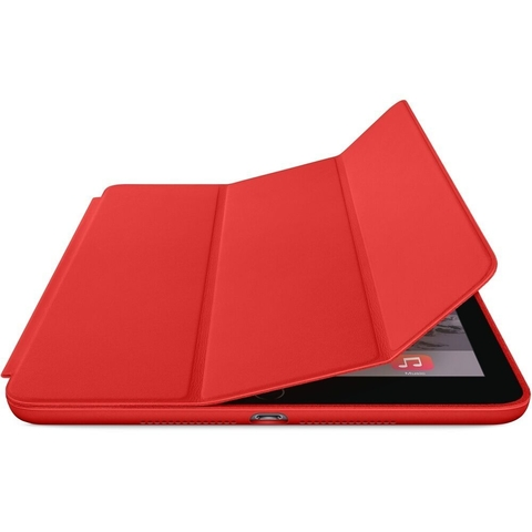 Luxury Leather Smart Cover Case iPad Air 9.7""