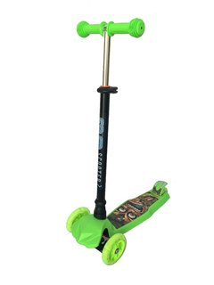 Monopatin 3D Scooter