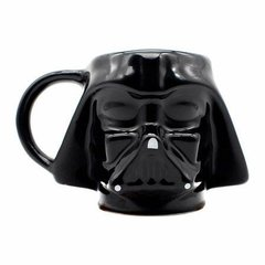 Caneca 3D Star Wars 500 ml Darth Vader - comprar online