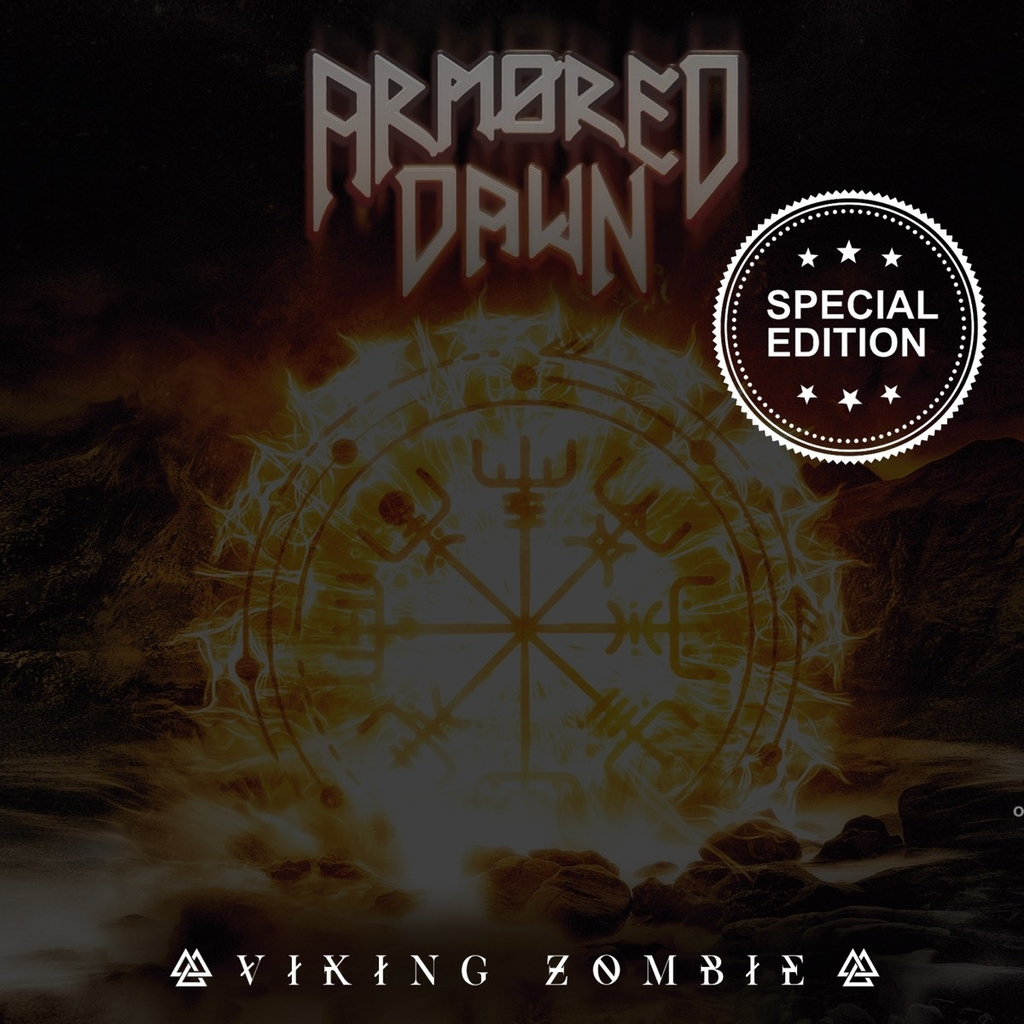 CD Viking Zombie Special Edition
