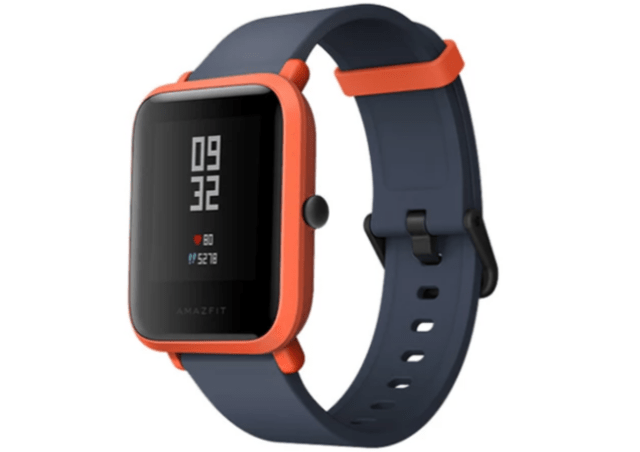 Relógio Amazfit Bip Xiaomi Global Ios Android Bluetooth Gps - comprar online