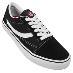 tenis old school Edge preto original