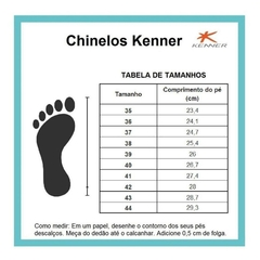 chinelo sandalia kenner kivah cover highlight verde - HB Point