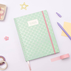 BULLET JOURNAL MERMAID TAIL - comprar online