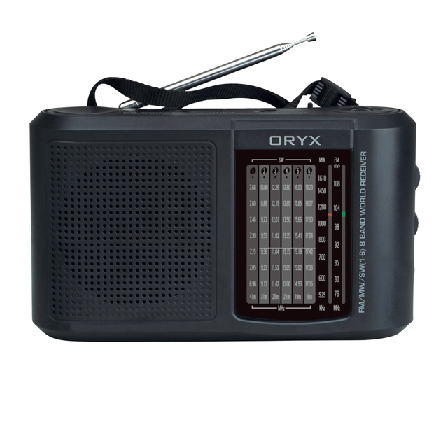 RADIO ORYX PORTABLE -  KK-2003