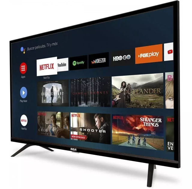 "ANDROID TV RCA 50"" 4K - X50ANDTV"