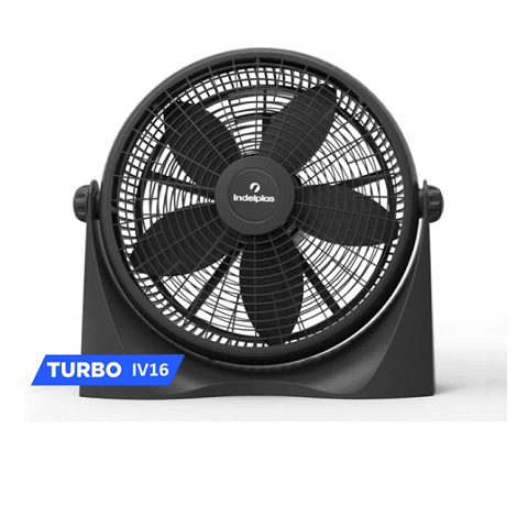 Turbo Ventilador IV16