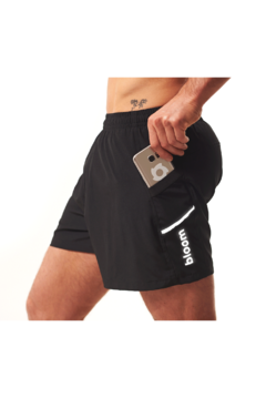 Short Fit con Suspensor KANE