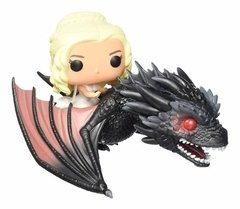 Daenerys Y Drogon Funko Pop Figura Game Of Thrones En Caja - comprar online