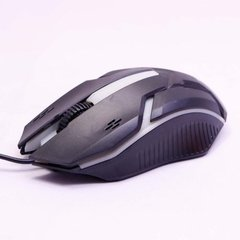 Mouse Gamer Usb R8 M1602l 3d Luces Led 2400dpi Juegos - comprar online