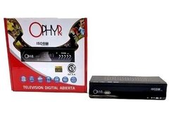 Decodificador Digital Tda Hd Digital Tv Remoto Usb Ophyr - comprar online