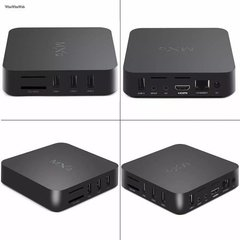 Smart Tv Box Mxq 4k Android 7 Wifi Netflix en internet