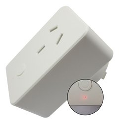 Enchufe Inteligente Wifi Gralf Gf-smsocket Domotica Smart