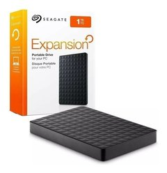Disco Duro Externo Seagate Expansion Stea1000400 1tb Negro en internet