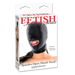 Mascara Fetish Fantasy Series Limited Edition Spandex Hood