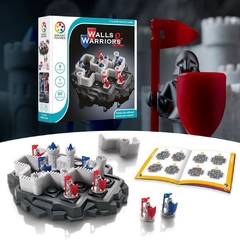 Walls & Warriors - Paredes e Guerreiros - Smart Games - comprar online