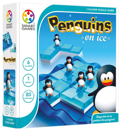 Penguins on ice - Pinguins no Gelo - Smart Games