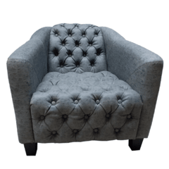 Sillon Baltimore Gris