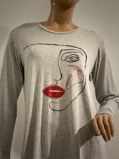 Remera Face to Face - comprar online