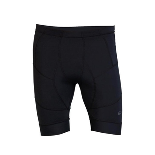 Bermuda High Compression Preto Masculino - Sol Sports