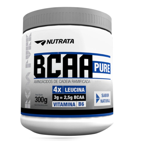 BCAA Pure 300g Natural - Nutrata