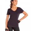 Blusa Visco Workout Noir Black - Live!