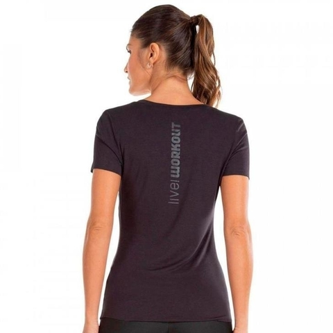 Blusa Visco Workout Noir Black - Live! - comprar online