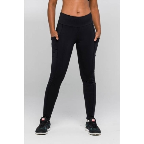 Legging Signature Vital Preto - Authen