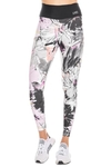 Legging Sketch Flowers Abstract - Live! - Pepplay Esportes