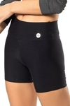 Short Active Essential Noir Black - Live! - Pepplay Esportes