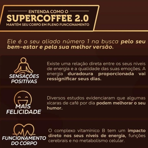 Super Coffee 220g - Caffeine Army - comprar online