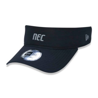 Viseira Performance NEC Preto - New Era