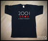 Remera 2001 Space Odissey