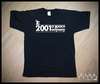 Remera 2001 Space Odissey Logo