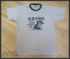 Remera BB King Live at County Jail