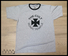Remera The Cult Sonic Temple - comprar online