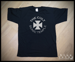 Remera The Cult Sonic Temple
