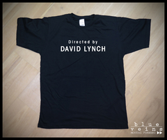 Remera David Lynch