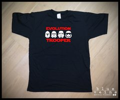Remera Star Wars Evolution Trooper