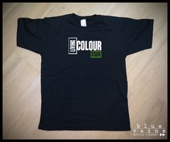 Remera Living Colour Stain