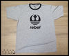 Remera  Star Wars Rebel
